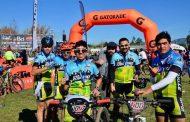 Con buena experiencia y resultados llegó Club Rodabike desde competencia nacional