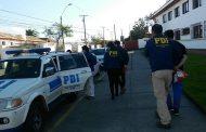 PDI desarticula banda dedicada a la extorsión en la región de Coquimbo