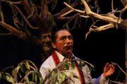 Mágica historia sobre el Hombre Pájaro Mapuche llega al TMO