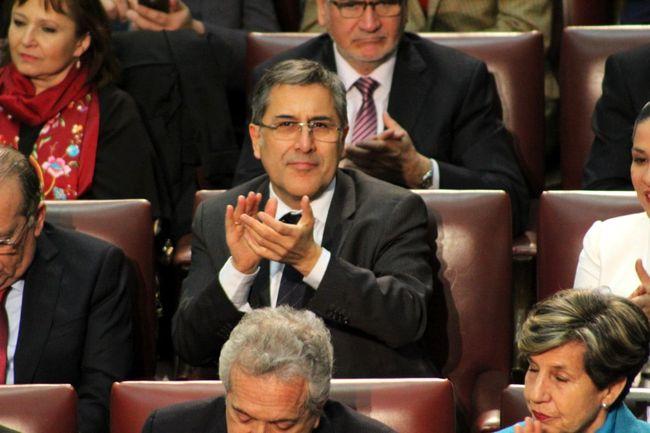 Diputado Alvarado valoró proyectos de la región mencionados en discurso presidencial