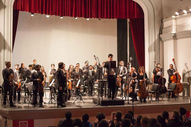 Orquesta Sinfónica Universidad de La Serena presentará en el TMO el IV° Concierto de Temporada