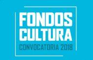 Abierto el periodo de postulaciones a los Fondos de Cultura 2018