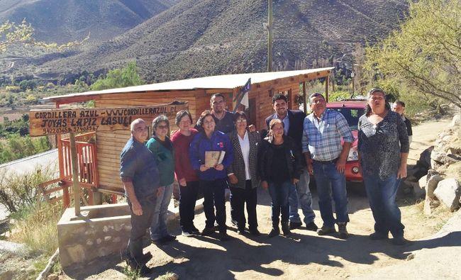 Pequeños mineros y pirquineros de la Región reciben $860 millones en Monte Patria