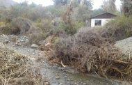 Vecinos de Hurtado denuncian abandono de las autoridades después del último temporal