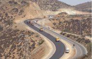 Obras en doble vía de la Ruta 43superan el 50% de avance