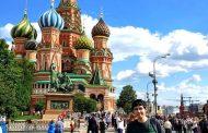 Cesar Vega lo hizo de nuevo: desde la verde plaza de Ovalle hasta la Plaza Roja de Moscú.