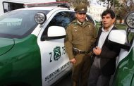 Tres unidades de carabineros de la provincia del Limarí beneficiados con nuevos carros