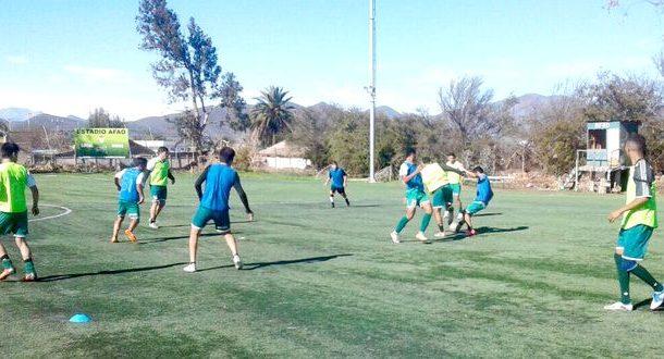 De mañana el Deportivo Ovalle se pondrá hoy al día en Quilicura