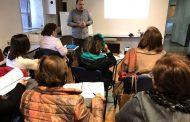 Dispuestos a aplicar lo que aprendieron regresaron desde Uruguay comerciantes ovallinos