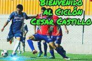Confirmado: Cesar Castillo vuelve a vestir la camiseta del Ciclón