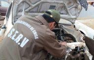 Condenan a sujeto que desarmaba camioneta robada desde estacionamiento de centro comercial