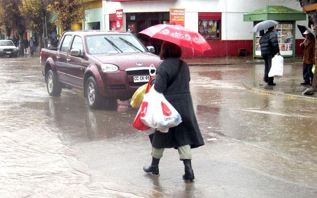 Combarbalá la lleva en registros de lluvia  en la provincia del Limarí