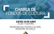 En Microcine de Ovalle se realizará hoy charla sobre Fondos de Cultura 2018