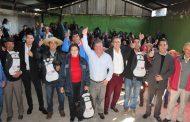 Crianceros de la provincia de Limarí reciben kit solar para la cordillera