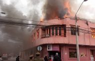Hombre salva a dos niñas de morir encerradas en incendio
