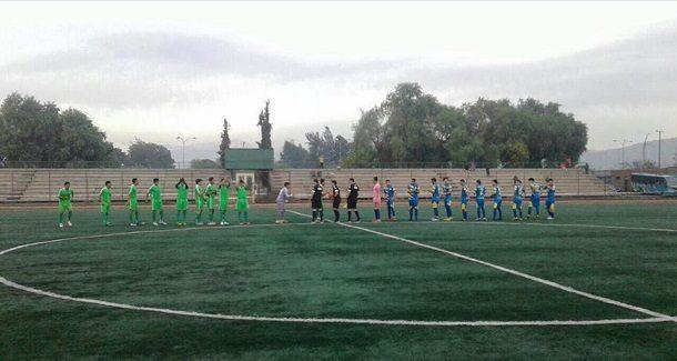 Club Social y Deportivo Ovalle termina la primera rueda con triunfo de visita