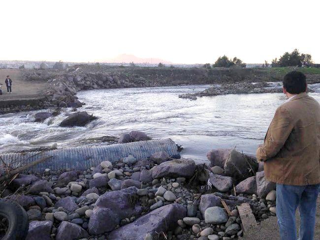 Gestionarán solución de puente definitivo para unir Potrerillos Bajos con Ovalle