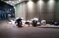 Proponen instalar contenedores en paseo peatonal para recibir la basura