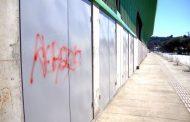"Alcalde de Ovalle: ""No podemos permitir que inescrupulosos rayen nuestro Estadio Municipal"""