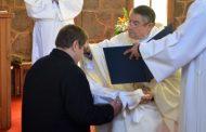 Un nuevo paso al sacerdocio da Seminarista ovallino