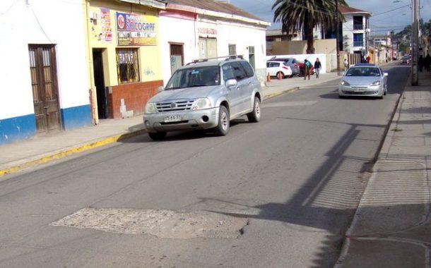 Pavimentación de calles: ¿De quién es la responsabilidad… Serviu o Municipios?