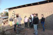Trabajan en la recuperación de viviendas patrimoniales dañadas por terremotos