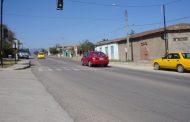 Vecinos de Sotaquí denuncian los peligros de la ruta que atraviesa la localidad