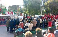 Con misa en la plaza de Ovalle jóvenes universitarios cierran misiones solidarias de invierno