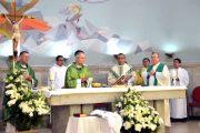 Comunidad celebró 25 años de ministerio sacerdotal del P. Raúl Marchant