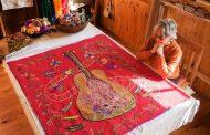 Exposición de arpilleras en homenaje a Violeta Parra abre sus puertas en Ovalle