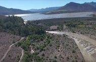 Regantes del Embalse Recoleta dicen fin a la sequía agrícola.