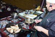 Seminario gastronómico Intercultural busca rescatar la cocina de los pueblos ancestrales en Monte Patria