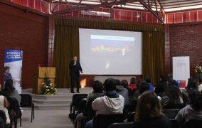 Conferencistas internacionales dieron interesante charla sobre turismo en Ovalle