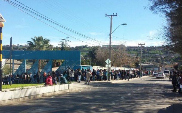 Reclutamiento de Sodexo en Ovalle resultó más masivo de lo esperado