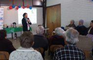 Adultos Mayores de Ovalle se capacitan en Educación Financiera