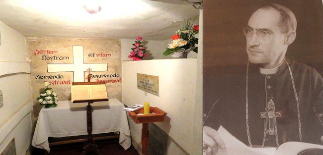 Conmemoran 75° aniversario de fallecimiento de Mons. Juan Subercaseaux
