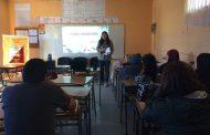 Jóvenes y adultos ovallinos inician desafío de aprender chino mandarín