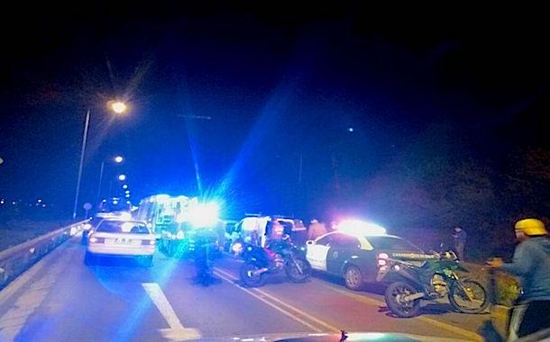 Falleció conductor involucrado en accidente de tránsito en la Avenida Costanera de Ovalle
