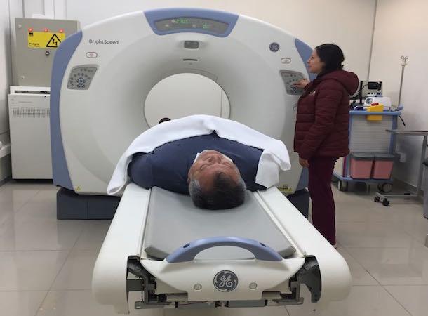 Centro Imagenológico Médico de Ovalle cuenta con nuevo Scanner