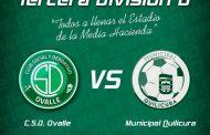 Los resultados que necesita el Deportivo Ovalle para clasificar a la liguilla final