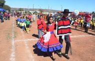 Fiesta del deporte vivieron en El Trapiche en inicio del torneo Semillero del Fútbol Rural