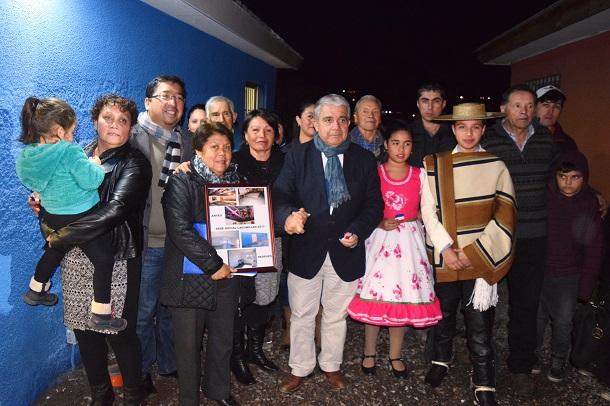 Inauguran nueva sede social en Lagunillas