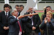 Alcalde, cuide esa llave: Bachelet entrega terminado el Estadio Diaguita a los ovallinos