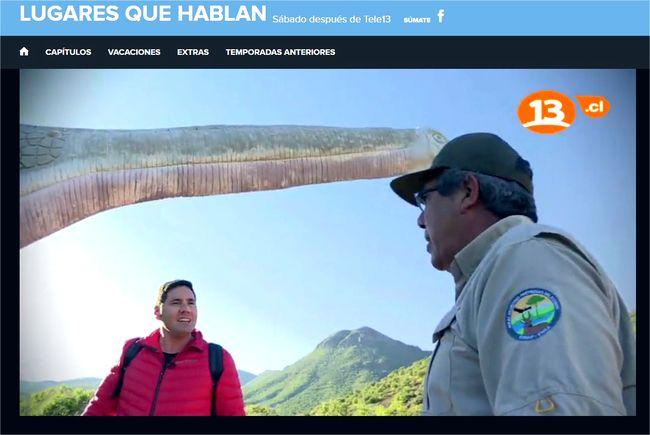 Limarí la lleva en la televisión chilena