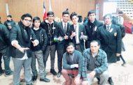 Estudiantes ovallinos logran primer y segundo lugar en Torneo Nacional de Robótica