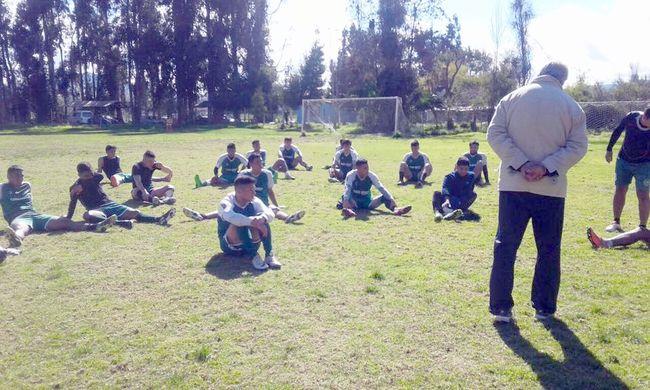 Despues del descanso dieciochero el Deportivo Ovalle reanuda su ruta hacia la clasificación