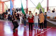 En Colegio la Providencia de Ovallecelebran Día de La Oración por Chile