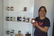 Emprendedora de Monte Patria la rompe con mermeladas de Maqui y Golden Berries