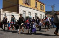 Con caravana intercultural jardín infantil celebra su aniversario número 37