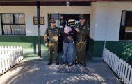 Delincuentes fallaron en intento de robar banco en Monte Patria